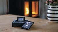 Xzense - smarte Steuerung für Ihren Kamin/Kaminofen