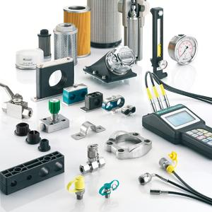 Diverse range of pipework equipment and hydraulic components for mechanical and plant engineering (Courtesy of Walter Stauffenberg GmbH & Co. KG)