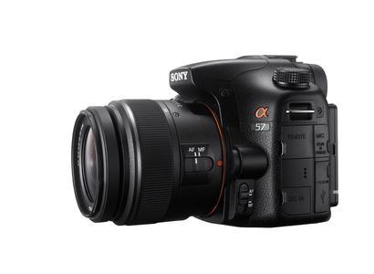 SLT A57 von Sony