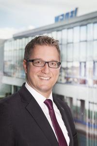 Jürgen Frank, neuer Leiter Marketing und Produktmanagement Retail bei WANZL / Foto: Wanzl Metallwarenfabrik GmbH