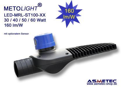 Metolight LED-Strassenleuchte MRL-ST