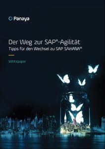 Panaya SAP Agilität Whitepaper