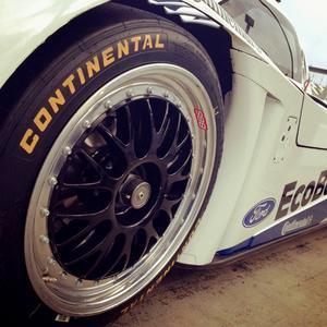 Rennreifen für die Fahrzeuge der DP-Kategorie der Rolex Series 2013 in den USA