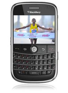 BlackBerry Livestreaming by TV1.EU