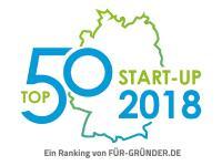 Top 50 Start-ups 2018