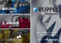 [PDF]: Ruppel Hydraulik wird zu Ruppel Hydraulics member of AXXERON Technologies