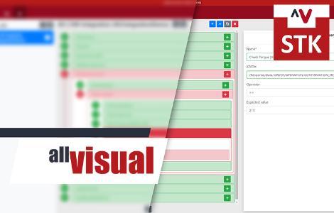 allvisual | Pressemeldung | Service Toolkit - Test Suite 2020