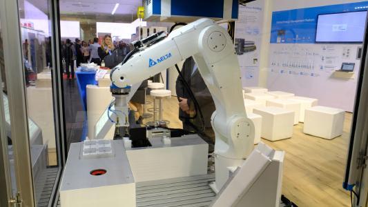 Delta präsentiert seine energiesparenden und hochintegrierten Gebäudeautomationslösungen auf der Hannover Messe 2017