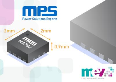 MPS MA782: der weltkleinste absolut IC Encoder™