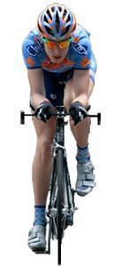 Garmin Titelsponsor des Profi-Radteams Slipstream / Chipotle