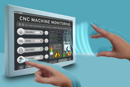 MSC Technologies develops 3D touchscreens for reliable operation when wearing gloves, even with moisture and ice