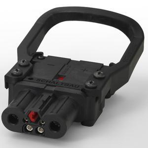 Ladesteckverbinder LV-HPC erfüllt die Norm DIN VDE 0623-589 für höhere Stromtragfähigkeit.