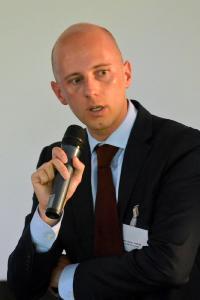 Marc Zander, Geschäftsführer der XCOM Africa