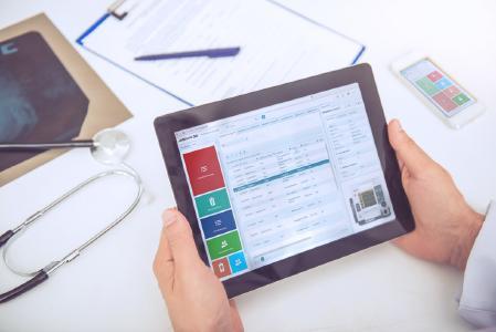 Überblick über Medizingeräte auch mobil dank des IMSWARE Moduls Medizingerätemanagement