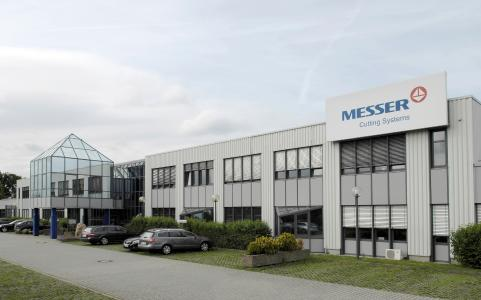 Photo: At the Technology Days Messer Cutting Systems GmbH casts an eye on the future of metal processing and illuminates where the journey is headed in matters of digitalisation, networking and automation