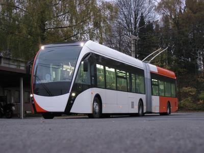 Auslieferung startet: Genf erhält neue Batteriebusse von Vossloh Kiepe und Van Hool