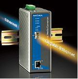 Moxa IMC-101G – Industrial Gigabit Media Converters