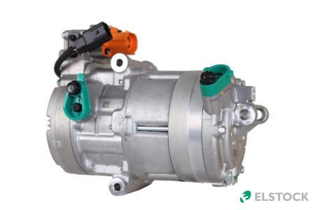 Unter anderem neu im Sortiment von BORG Automotive: Der Elstock Klimakompressor 51-1248 für die Hybridfahrzeuge Hyundai Ioniq und Kia Niro.
