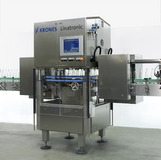 Making its debut in China: weighing filler/rinser BLOC