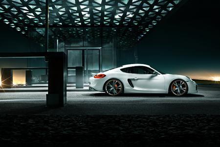 TECHART Individualisierung für Porsche Cayman