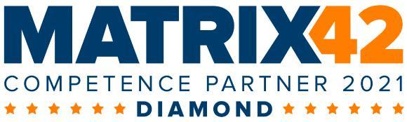 Matrix42 Competence Partner Diamond 2021