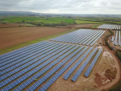 Goldbeck Solar kehrt in britischen Markt zurück