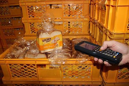 Tägliche Frische im Lebensmitteleinzelhandel unterstützt durch Skorpio X3
