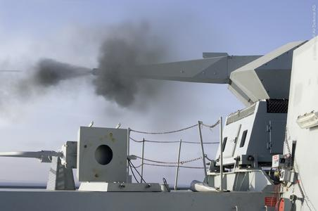 Follow up contract: Royal Danish Navy orders Rheinmetall's Millennium gun