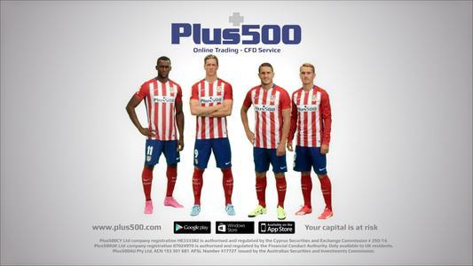 Plus500 und Atletico de Madrid starten gemeinsame weltweite Kampagne