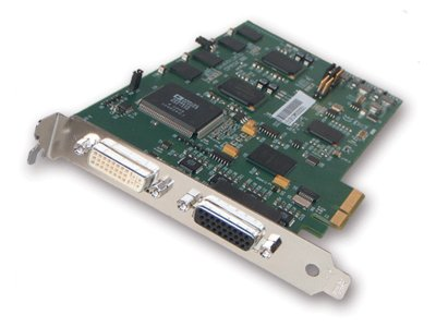 Datapath Vision SD4+1: New PCI Express DVI or HDMI Frame Grabber Available from STEMMER IMAGING
