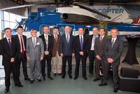 RTE announces the creation of AIRTELIS and selects Eurocopter's EC225 for new maintenance and support techniques on electrical power lines