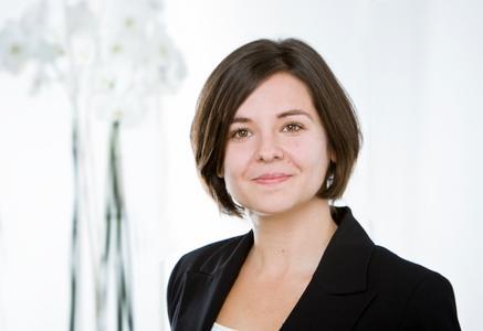 Sandy Zukowski, Leitung Kreation bei der kernpunkt GmbH