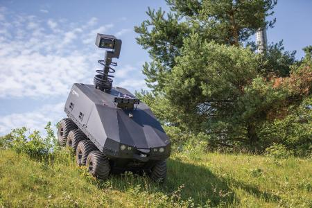 Unmanned Ground Vehicle UGV