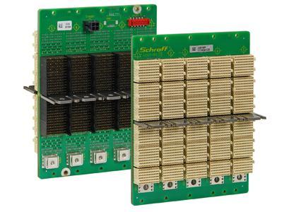 Schroff CompactPCI Serial Backplane 5 Slot