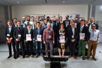 Preisverleihung Münchener Businessplan Wettbewerb