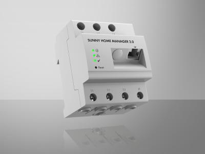 SMA optimiert Energiemanagement mit dem neuen kompakten Sunny Home Manager 2.0