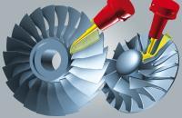 hyperMILL®: innovative CAM-Lösungen für die Impeller- und Blisk-Bearbeitung (Bildquelle: OPEN MIND)