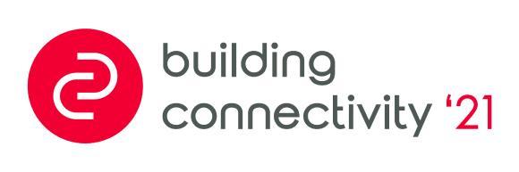 Logo DEOS Building Connectivity '21