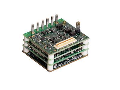 Copley Miniatur-Servoregler Nano-Serie mit bis zu 70A Spitze