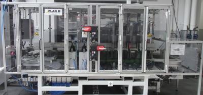 Kompetente Maschineneinhausungen: item pluspartner präsentieren Lösungen
