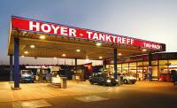 CARSYNC Führerscheinkontrolle mit RFID Label an Hoyer Tankstellennetz