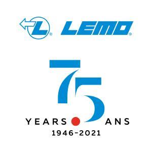 LEMO feiert sein 75-jähriges Bestehen im Jahr 2021