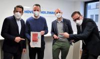HÖVELER HOLZMANN erhält Beste Berater 2021 Auszeichnung