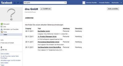 Facebook Package