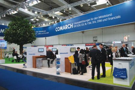 Comarch zeigt Innovationen auf CeBIT