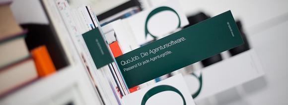 QuoJob. Die Agentursoftware. hat eine neue Homepage