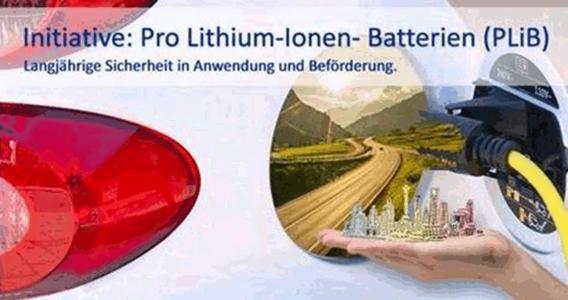 Initiativ. Pro Li-Ionen-Batterien!