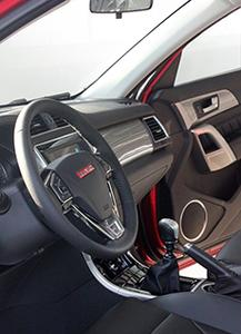 Low-emission and low-odor: Acella® Eco green from Benecke-Kaliko for vehicle seats ensures good interior air quality in vehicles and helps to protect the global climate (Photo: ContiTech)