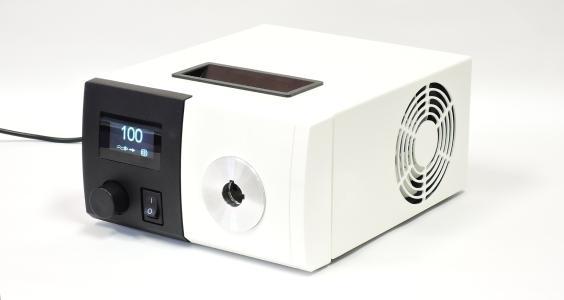 F5100 - fasergekoppelte LED Lichtquelle für die Mikroskopie 1