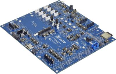 Conrad Business Supplies stellt das MAKERFACTORY-Evaluierungsboard EBB-ESP32 vor
